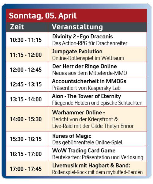 WAR-TE LIVE am Sonntag von 14:00 - 15:30 Uhr