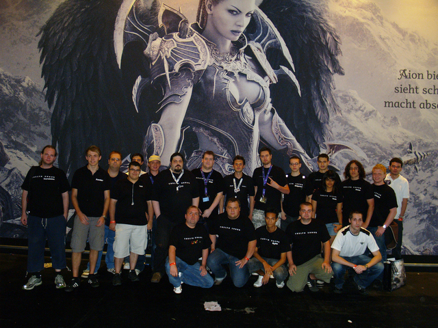 Thelyn Ennor Foto mit Aion CM Amboss