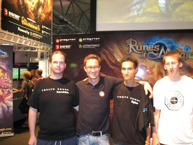 Runes of Magic - mit Flo von Giga ^^