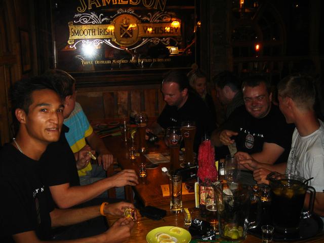 Zu Später Stund im Jameson Pub