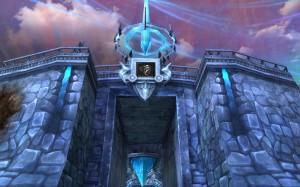 Thelyn Ennor Burg Eingang