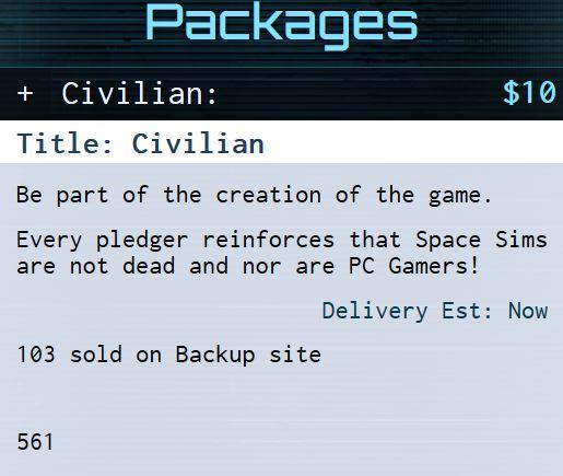 Civilian 10