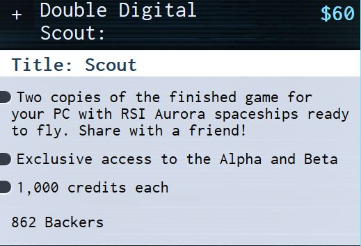 Scout Double Digital 60