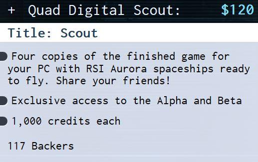 Scout Quad Digital 120