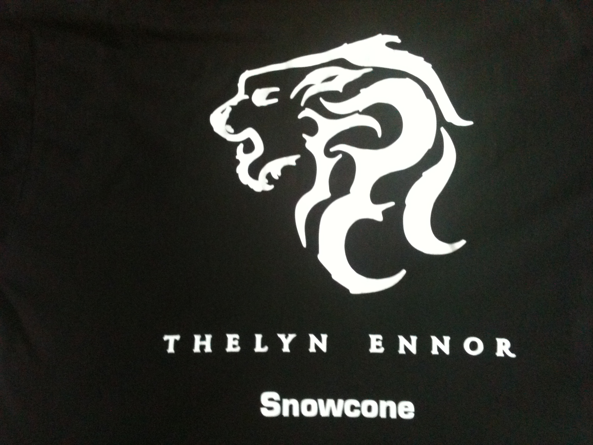 TE Snowcone