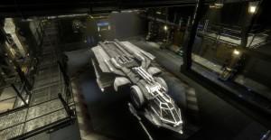 Concept Art Hangar 1