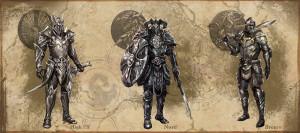 Heavy-Armor Drahonknight