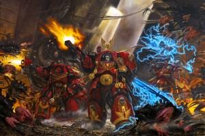 Warhammer 40K 3