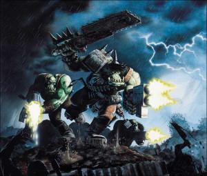 Warhammer 40K Orks 2