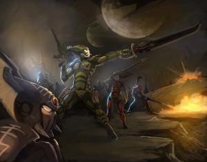 Warhammer 40K Eldar 3