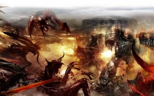 Warhammer 40K Tyranids 10