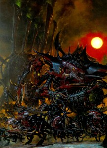 Warhammer 40K Tyranids 2