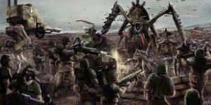 Warhammer 40K Tyranids 9