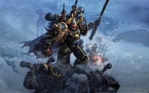 Warhammer Chaos Marines 1