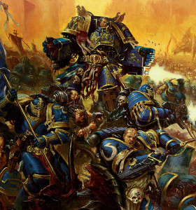 Warhammer Space Marines 1