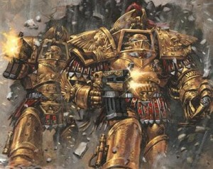 Warhammer Space Marines 4