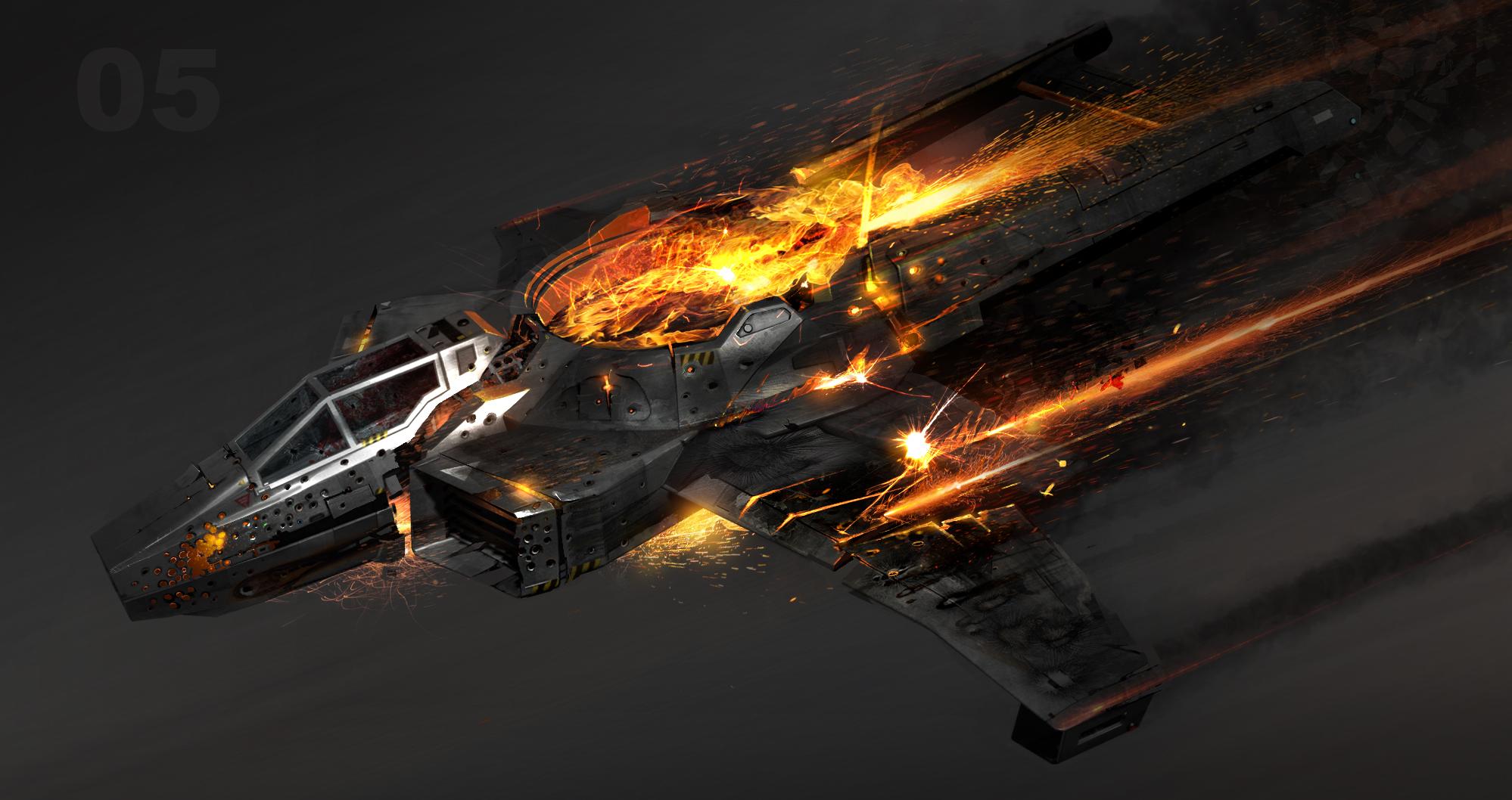 Hornet_F7C_Battle_Damage_05