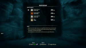 ESO Death Recap