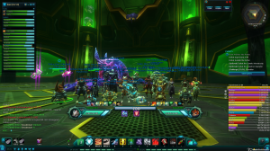 wildstar exp first