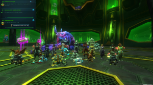 wildstar exp first 4