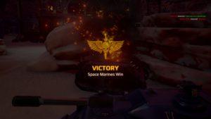 Victory auf Maggon